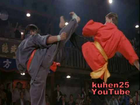 Van Damme Bloodsport Preliminary Fights