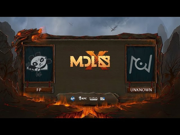 Fighting PandaS vs Team Unknown, MDL Chengdu Major, bo3, game 1 [Eiritel]