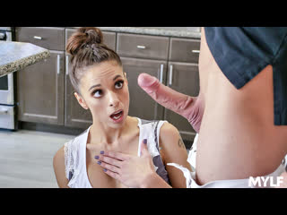 Mylf Eva Long - Laid By A French Maid New Porn 2019