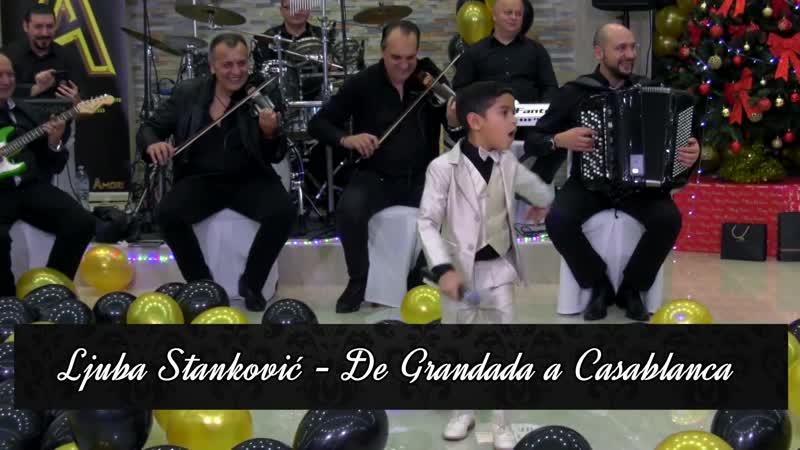 De Granada a Casablanca Ljuba Stankovic