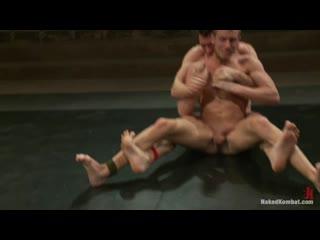 [720]  Naked Kombat - Kyle Braun  Kyle Quinn (Wrestling)