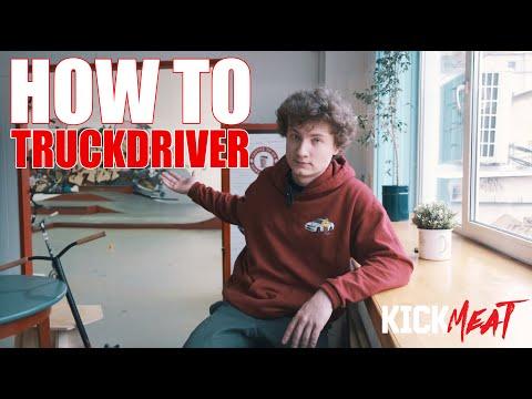 How To Truckdriver с Игорем Цыгановым