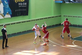 АСБ. Финал ЮФО сезона 2013-14