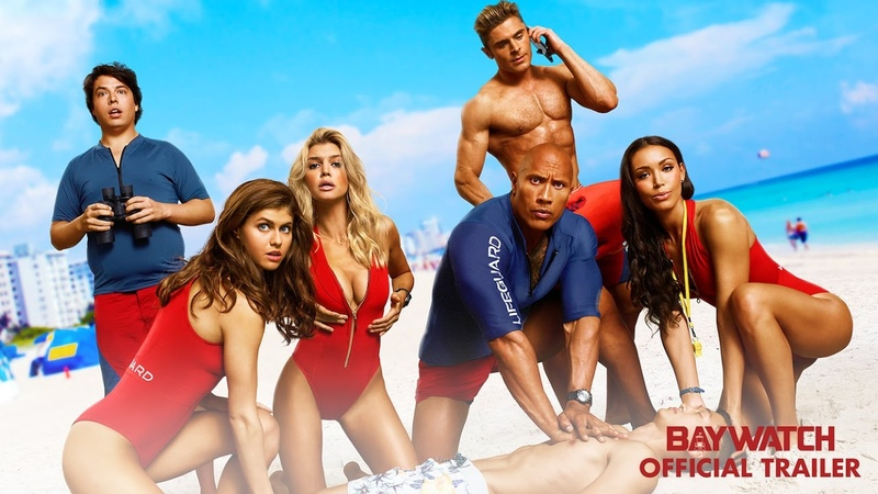 Baywatch 2017 Official Trailer Paramount Pictures