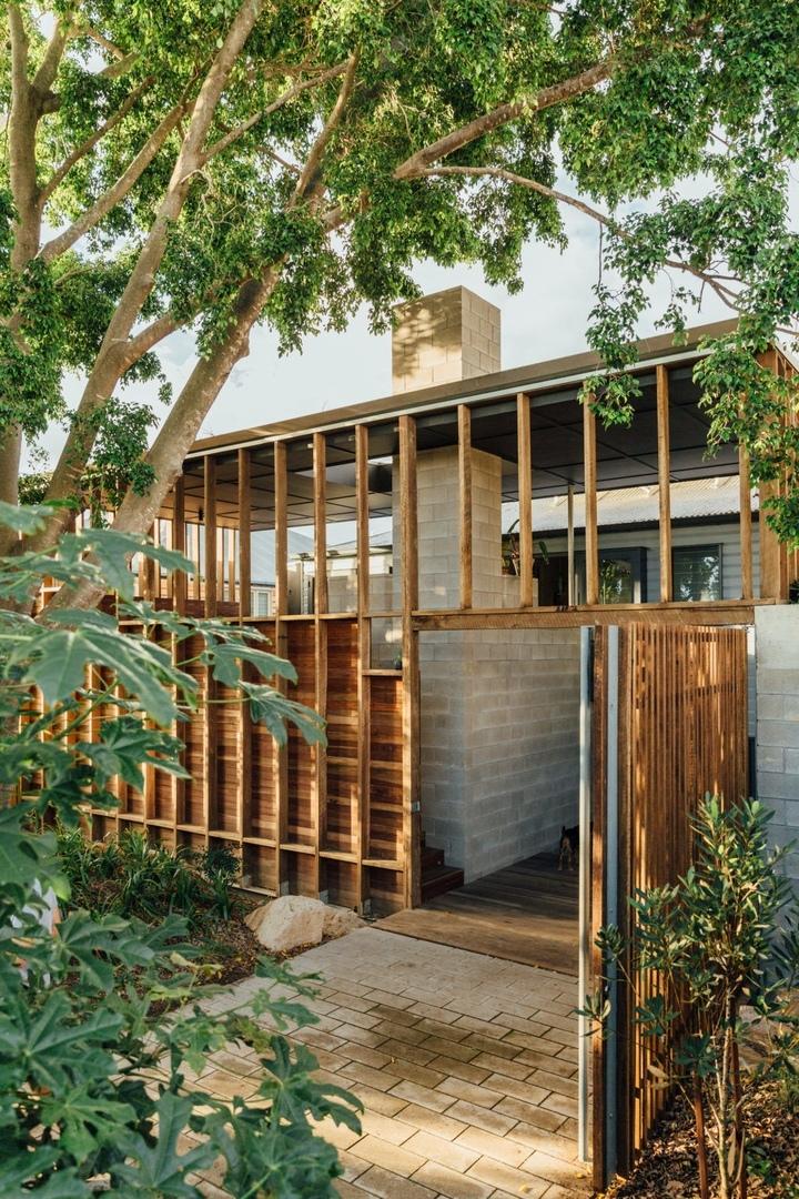 Дом художника в Брисбене