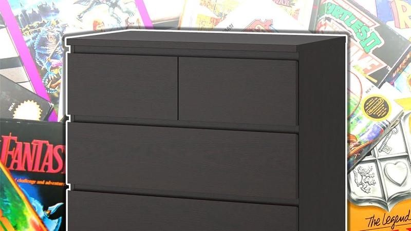 This drawer sucks.