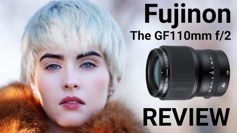 The Fujinon GF 110 F2 R LM WR review