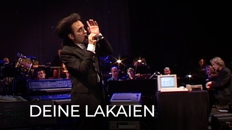Deine Lakaien Wunderbar 20 Years of Electronic Avantgarde