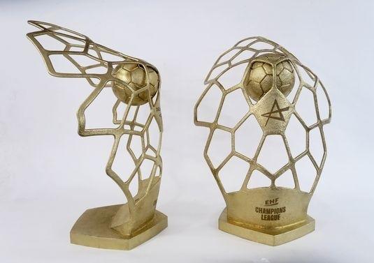 В новом сезоне команды будут бороться за обновленные трофеи Лиги чемпионов