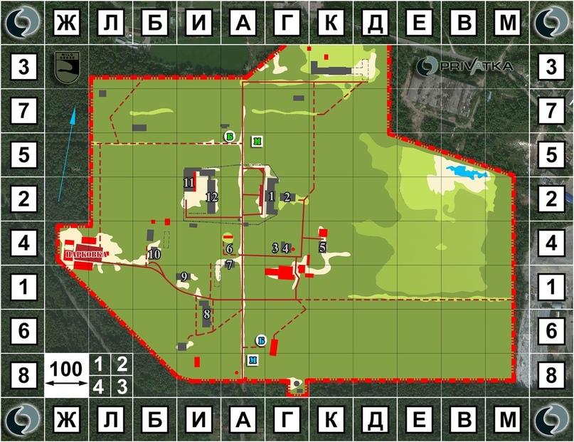 МСК «ВМП Рейд» закрыл игровой сезон 2020 года динамичной CQB-игрой «Интуиция», изображение №2