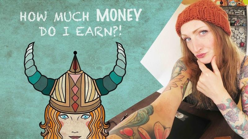 How much money do I earn as a children's book illustrator
