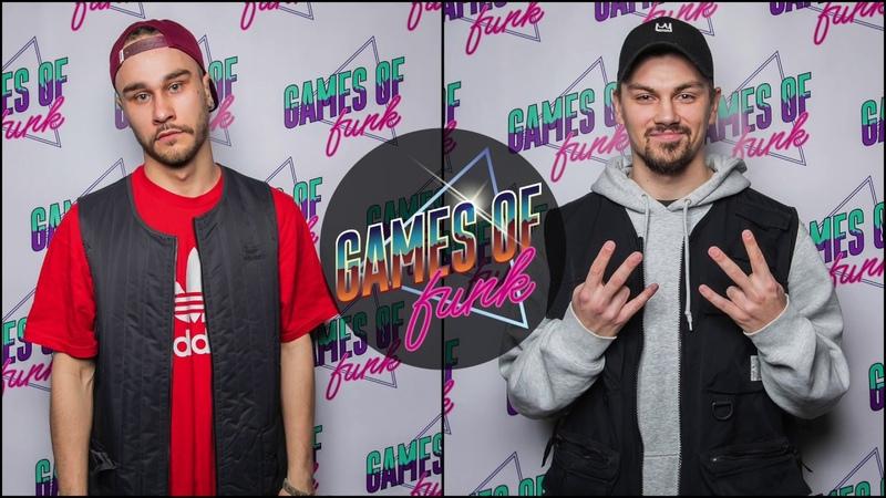 Games of Funk Никита Киселёв vs K RO
