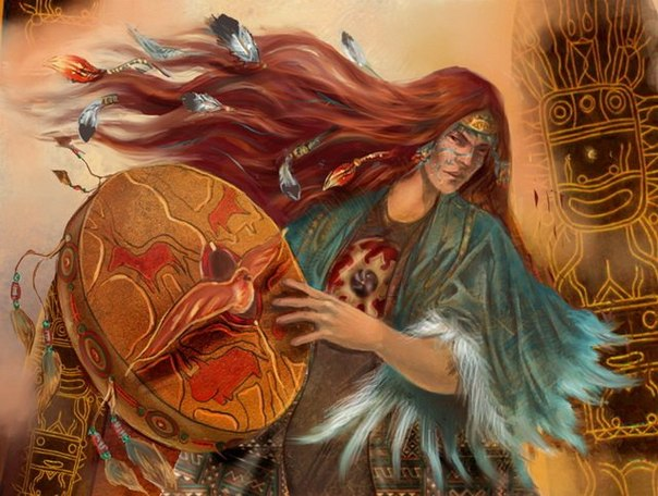 Они посмели похитить меня Меня! Шамана горного племени! Они знали, что я сильна сильнее всех их певцов с бубнами вместе взятых. Глупцы! Решили соединить могучую кровь с жижицей своего самого