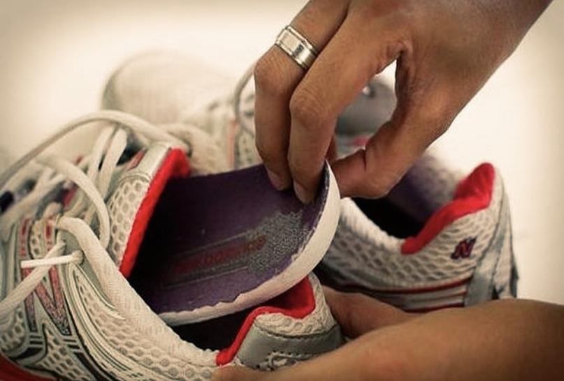 Как правильно сушить кроссовки, изображение №1