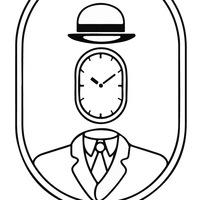 Логотип Циферблат Культурное пространство