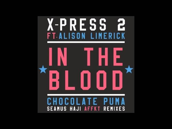 X Press 2 Ft Alison Limerick In The Blood AFFKT Remix