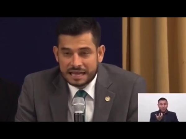 Nayib Bukele presidente del Salvador suspende meses el pago de servicios básicos sin mora alguna