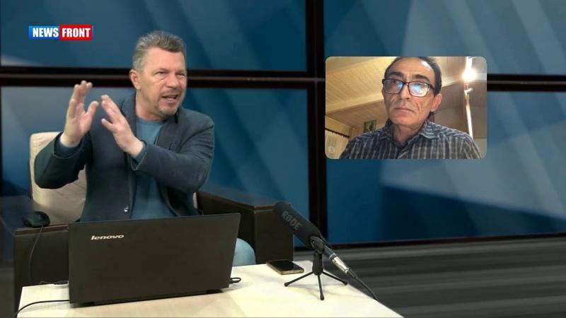 Аркадий Мелконян Эпидемия или фашизм коронавирус в США и мире OLD FRIENDS NEWS