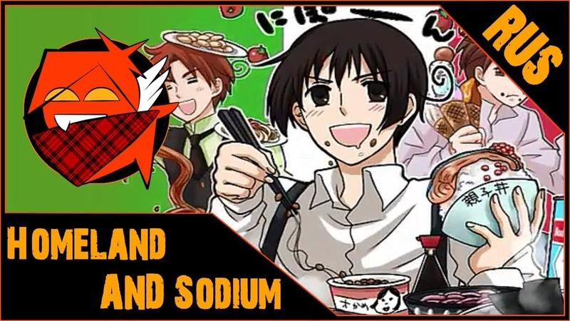 【Alu】- Homeland Sodium {NIHOLOID RUS COVER} [HBD, MATHY!]