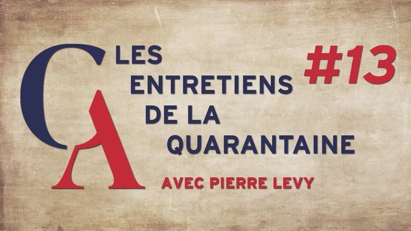 Pierre L vy : L UE pendant la pand mie inutile ou nuisible ? EDLQ 13