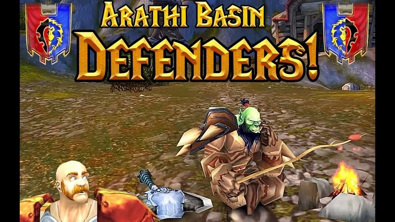 Defending Arathi Basin Gorak's Guide to Classic WoW Episode 15 WoW Machinima
