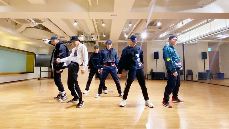 EXO 엑소 'Obsession' Dance Practice