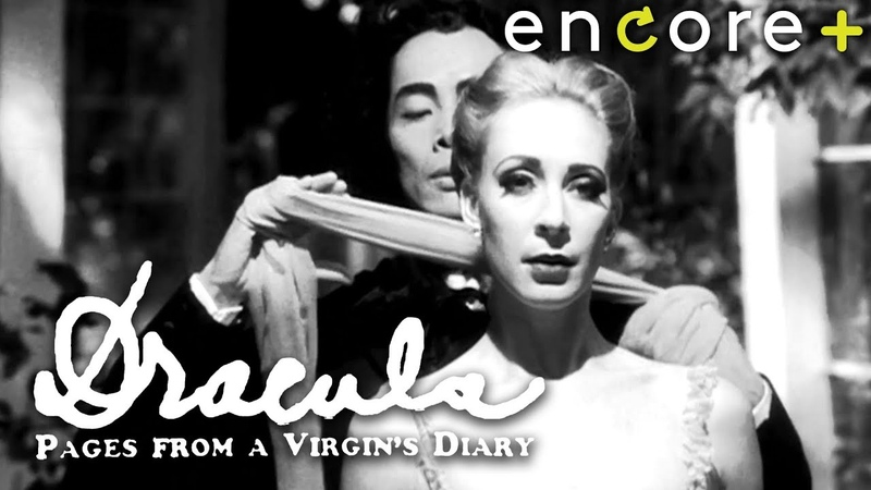 Dracula Pages from a Virgin's Diary – Feature film