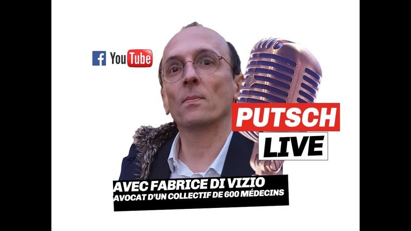 Les révélations de Maitre Di Vizio C'est un gouvernement de menteurs en qui je n'ai pas confiance