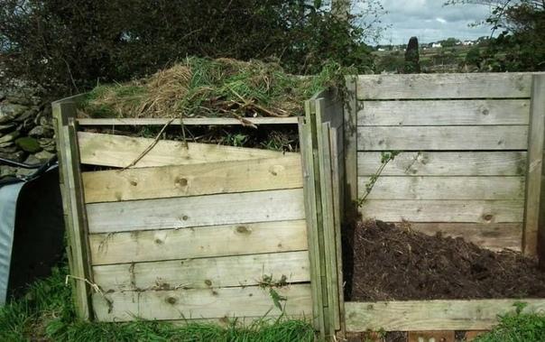 Не использую ускорители компостирования: этим способом осенний компост будет готов уже к весне