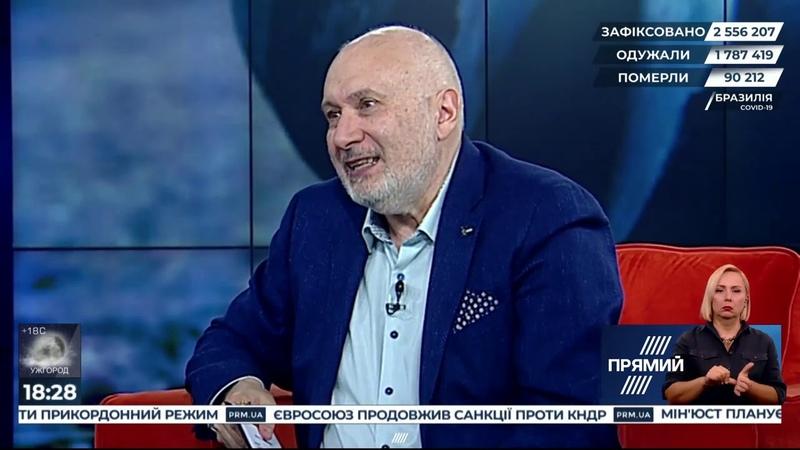 Ігор Рейтерович гість ток-шоу Ехо України 30.07.2020