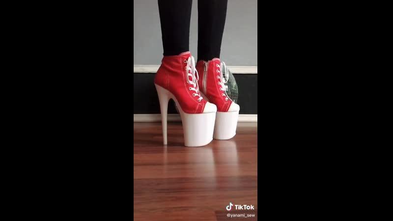 Красивые каблуки