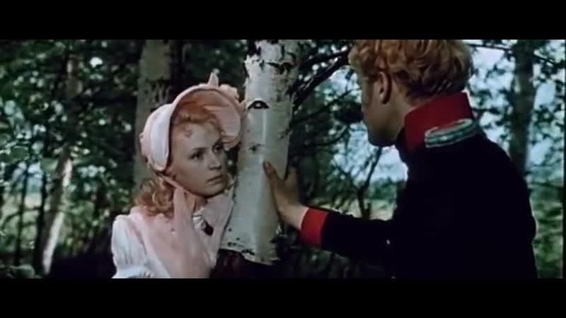 Метель Художественный фильм Музыка Г В Свиридова 1964 г