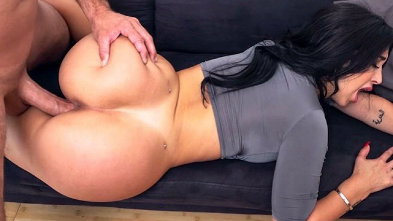 Bang Bros Valerie Kay Teaching A Lesson With A Big Ass Ass