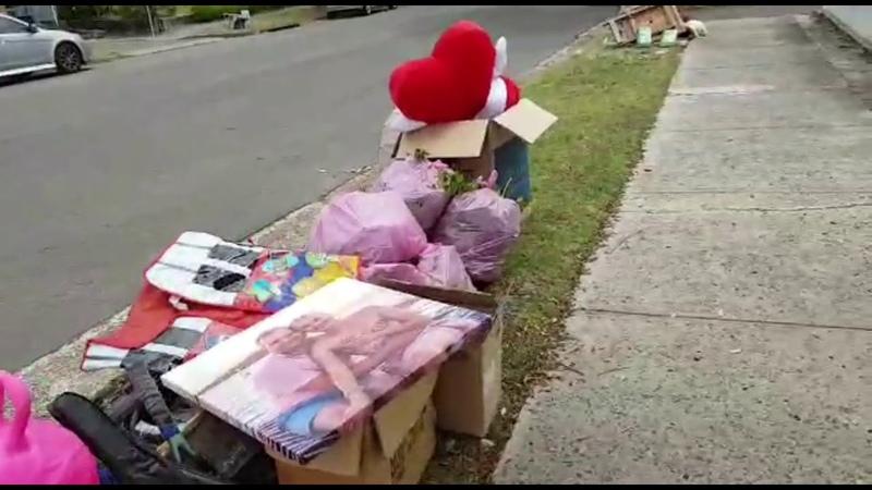 Свалка в Австралии Сокровища и мусор Куда всё идёт и как утилизируется Обзор улиц Сиднея Мясорубка