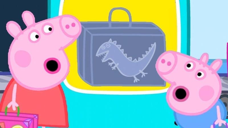 In den Urlaub fliegen mit Peppa Wutz ✈️ Cartoons für Kinder Peppa Wutz Neue Folgen