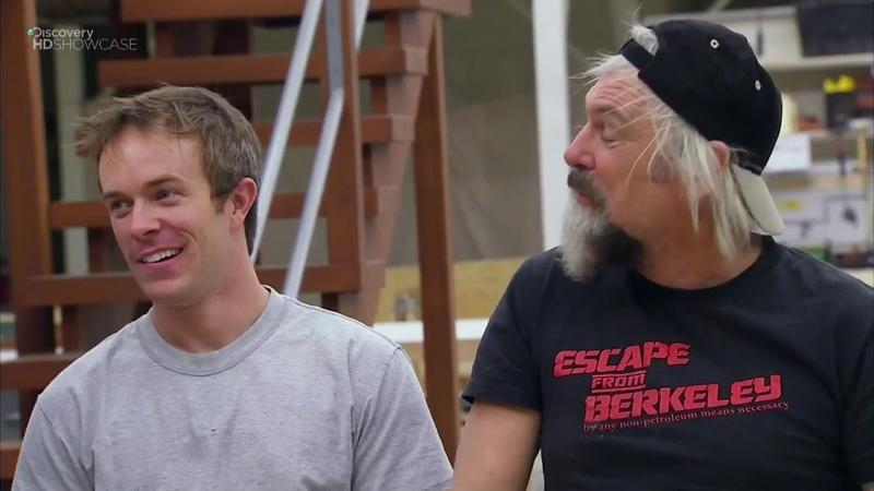 Discovery: Аппараты Да Винчи - Колесница-коса (научный документальный фильм)