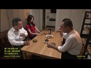 Замужняя Iroha Natsume (Sarasa Hara) из-за недоеба, съеблась с соседом. #sexwife #сексфайв #hotwife