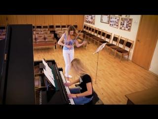 ТОП 10 Русскии рок на скрипке и пианино