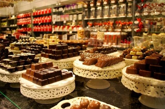 7 лучших шоколадных магазинов в мире, изображение №2