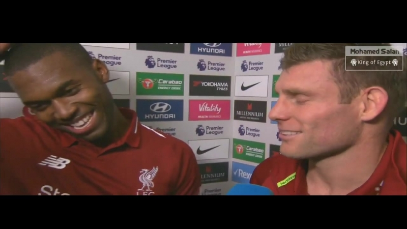 Daniel Sturridge post match interview