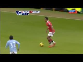 Легендарный гол Уэйна Руни в ворота Манчестер Сити