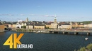 4K Stockholm, Sweden - Cities of the World   Urban Life Documentary Film - Part 1