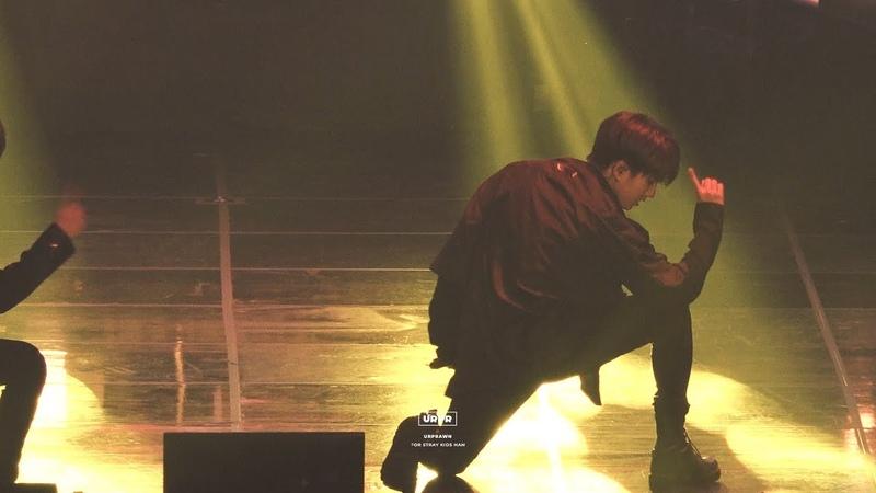 190420 스트레이키즈 Stray Kids HI-STAY TOUR FINALE IN SEOUL 승전가_Victory Song (한지성 Focus)