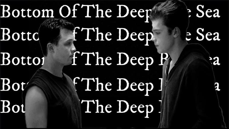 Йен и Микки (Бесстыжие)|Bottom Of The Deep Blue Sea