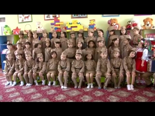 Дети из детского сада № 6 Гулшан (Таджикистан) взорвали интернет своим исполнени