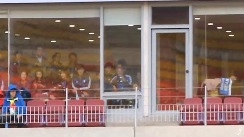 121111 FC MEN 오픈경기 - 김준수