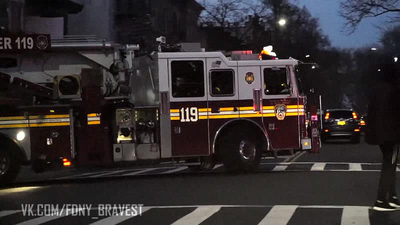 FDNY - THE BRAVEST - EP. 19