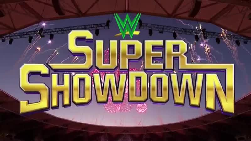 WWE Super ShowDown comes to WWE Network June 7