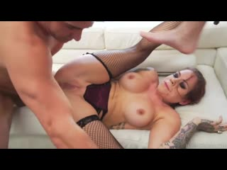 Karmen Karma - Hard fucked for two hot bitch, mfm double penetra