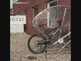 Теперь у вас не украдут велосипед -